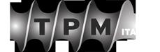 TPM Italia – Bakery and Pastry Equipment Logo